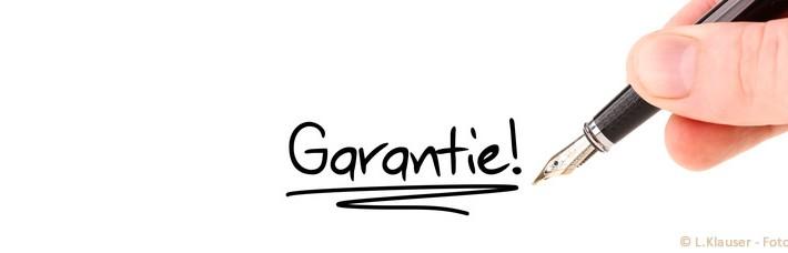 Problematik beim Abtreten von Garantieansprüchen