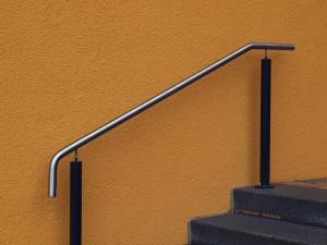 Handläufe und Geländer in Wohnungen