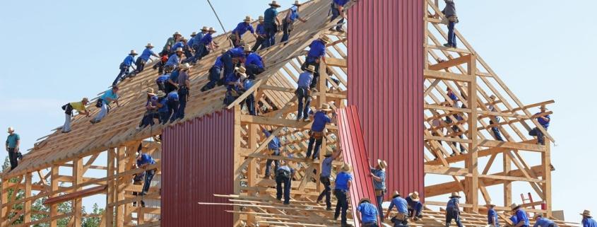 Holzbau hat vielfältige Möglichkeiten